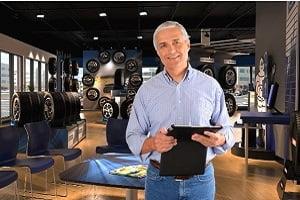 tire dealer merchant services